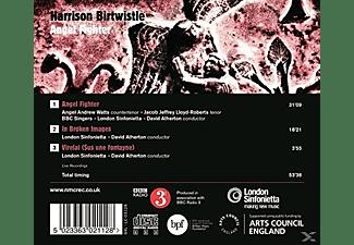 Andrew Watts, Bbc&singers - Angel Fighter-In Broken Images/+  - (CD)