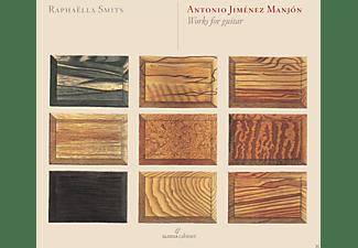 Raphaella Smits - Gitarrenwerke  - (CD)