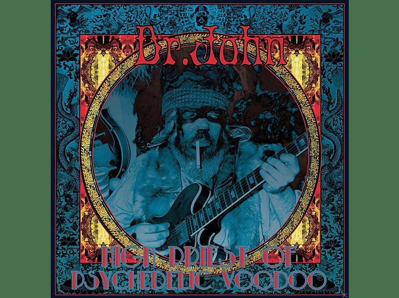 Dr. John - High Priest Of Psychedelic Voodoo [CD]