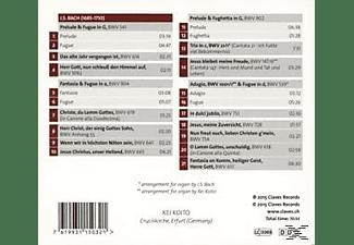 Kei Koito - Meisterwerke für Orgel vol.5  - (CD)