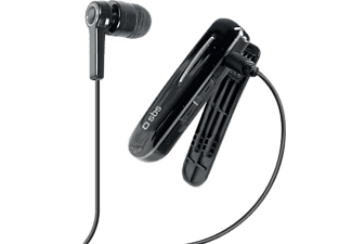 SBS MOBILE Bluetooth Earset with Clip Holder