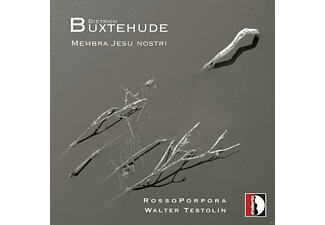 Rosso Porpora - Membra Jesu Nostri  - (CD)