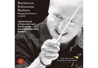 Deutsche Kammerphilharmonie Bremen - Brahms: Hungarian Dances 1, 3, 10-The Portrait Of - (CD)