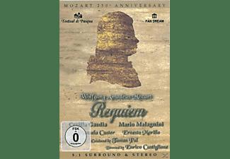 Wolfgang Amadeus Mozart, Orchestra Sinfonica Del Festiv - Requiem  - (DVD)