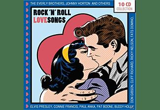 VARIOUS - Rock 'n' Roll Love Songs  - (CD)