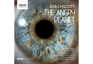 The Beach Choir, London Youth Choir, Finchley Children's Music Group, The Young Singers, Bbc&singers - The Angry Planet - (CD)