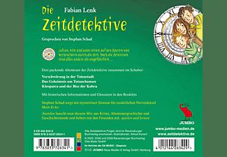 Die Zeitdetektive im Land der Pharaonen  - (CD)