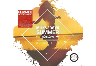 VARIOUS - Summer Sessions 2015  - (CD)