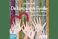 Claus Vester - Die kompetente Familie: Neue Wege in der Erziehung - (MP3-CD)