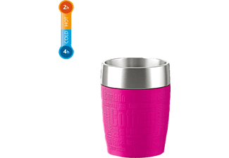 EMSA 514517 Travelcup Thermobecher, Himbeer