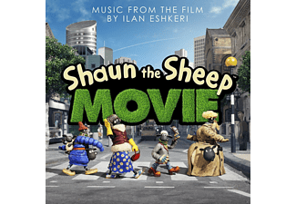 VARIOUS - Shaun The Sheep Movie-Music From The Film - (CD)