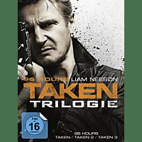 96 Hours - Taken 1-3 [DVD]