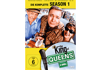 The King of Queens - Staffel 1  DVD
