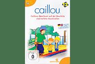 Caillou 12: Caillous Abenteuer auf der Baustelle und weitere Geschichten [DVD]