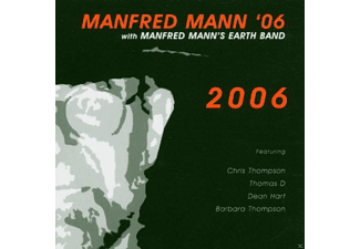Manfred Mann - 2006 - (CD)