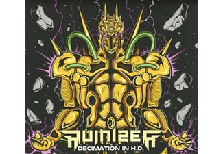 Ruinizer - Decimation In H.D.Digi  - (CD)