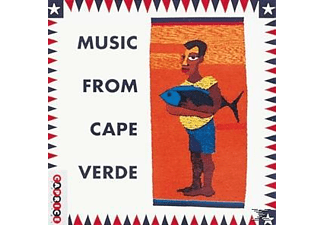 VARIOUS - Music from Cape Verde  - (CD)