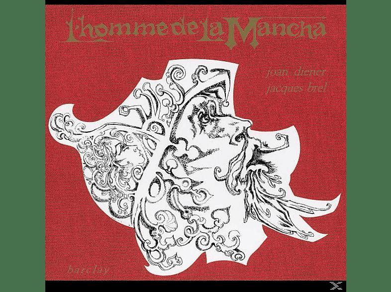 Jacques Brel - L'HOMME DE LA MANCHA-REMASTERED [CD]