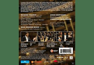 Jonas Kaufmann, Thielemann/Kaufmann/SD - Wagner Gala  - (Blu-ray)