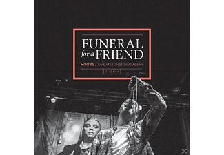 Funeral For A Friend - Hours-Live At Islington Academy ( - (LP + DVD Video)
