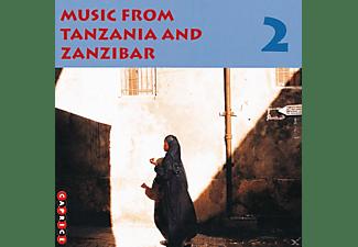 VARIOUS - Music from Tanzania & Zanzibar 2  - (CD)