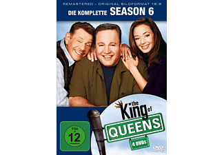 The King of Queens - Staffel 6 DVD