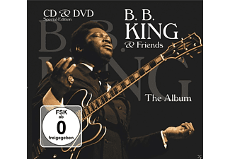 B.B. King - B.B.King-The Album - (DVD + CD)