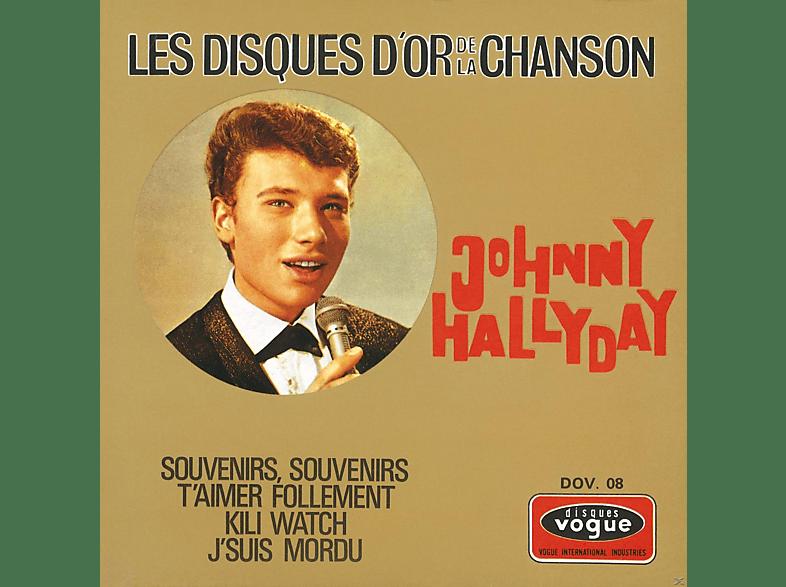 Johnny Hallyday - Johnny Hallyday :Les Disques D'or De La Chanson [CD]