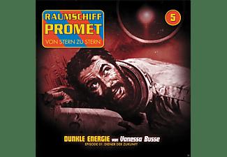 Vanessa Busse - Raumschiff Promet: Folge 5-Dunkle Energie Teil 1  - (CD)
