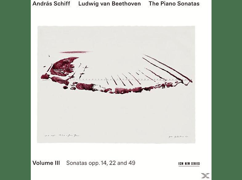András Schiff - SÄMTLICHE KLAVIERSONATEN VOL.3 [CD]