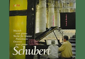 Franz Schubert - Music For Piano  - (CD)