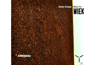Douwe Eisenga - Music For Wiek  - (CD)