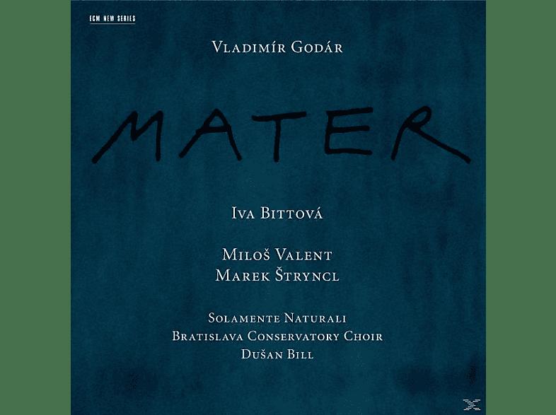Bittova,Iva/Valent,Milos/Solamete Naturali/+ - MATER [CD]