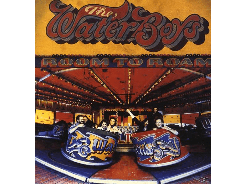 The Waterboys - Room To Roam [Vinyl]
