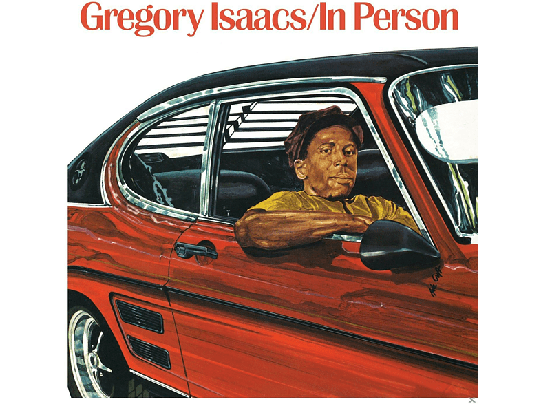 Gregory Isaacs - In Person [Vinyl]