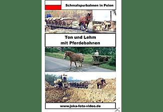 TON UND LEHM MIT PFERDEBAHNEN - SCHMALSPURBAHNEN I DVD