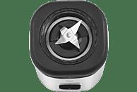 WMF 04.1627.0011 Kult X Mix und Go Standmixer Silber (300 Watt, 0.6 l)