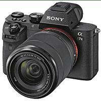 SONY Alpha 7 II schwarz mit Objektiv AF E 28-70mm 3.5-5.6 OSS (ILCE-7M2KB)