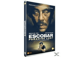 ESCOBAR - PARADISE LOST - (DVD)