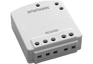 SMARTWARES SH5-RBS-04A  Mini Funk-Einbauschalter, Weiß