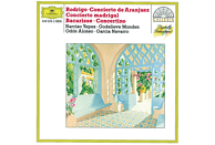 VARIOUS, Yepes/Monden/Alonso/Navarro - CONCIERTO DE ARANJUEZ/GITARRENKONZERT OP.72 [CD]