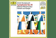 Herbert von Karajan, Herbert Von Bp/karajan - Sinfonie 10 [CD]