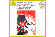 VARIOUS, Herbert Von Bp/karajan - Walzer Und Polkas [CD]