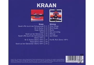 Kraan - Classic Albums (2in1)  - (CD)