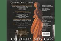 Quartet Glinka Bcn, Josep Fuster, VARIOUS - Grandes Quintetos [CD]