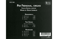 Per Frendahl, Francis Keeping - Espanordica [CD]