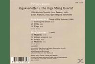 Riga String Quartet - Streichquartette [CD]