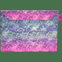 CRISPY WALLET SS2015050002 Tablethülle, Sleeve, 10 Zoll, Pink/Bergwelt