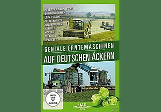 GENIALE ERNTEMASCHINEN - PETERSILIENERNTE XXL - SO DVD