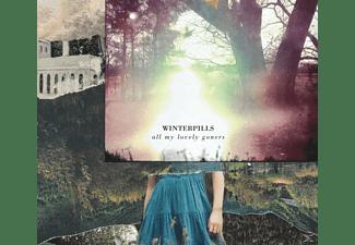 Winterpills - All My Lovely Goners  - (CD)